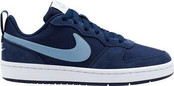 Nike Court Borough Low 2 PE kids sneakers Blauw