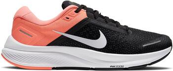 Nike Air Zoom Structure 23 hardloopschoenen Dames Zwart
