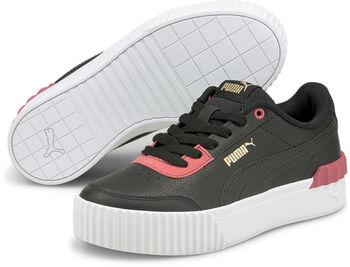 Puma Carina Lift kids sneakers Meisjes Wit