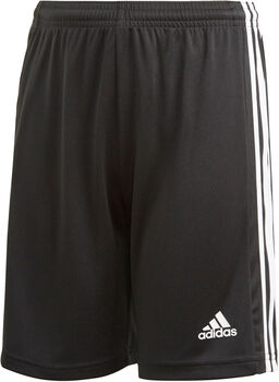 adidas Squadra 21 Short Jongens Zwart