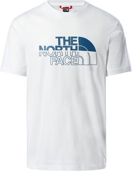 The North Face Campay shirt Heren Wit