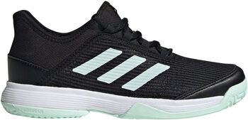 adidas Adizero Club kids tennisschoenen  Zwart