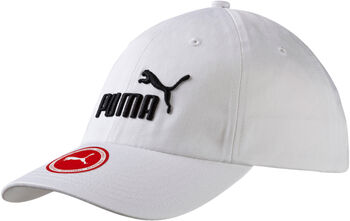 Puma Essentials cap Heren Wit