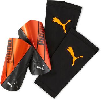 Puma FTBLNXT Team Sleeve scheenbeschermers Heren Oranje