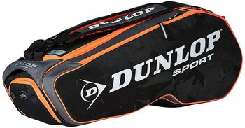 Dunlop performance 8 racket bag Zwart