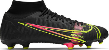 Nike Mercurial Superfly 8 Academy MG voetbalschoenen Heren Zwart