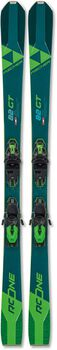 Fischer RC One 82 GT ski's Heren Groen
