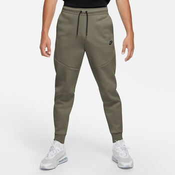 Nike Sportswear Tech Fleece joggingsbroek Heren Groen