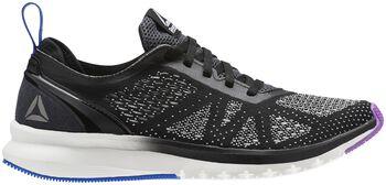 Reebok Print Smooth Clip fitness schoenen Dames Zwart