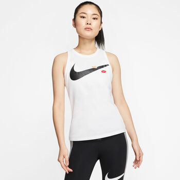Nike Dri-FIT Dames Wit