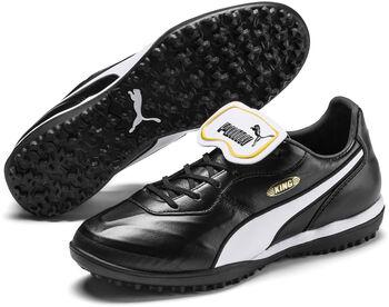 Puma KING Top TT voetbalschoenen Zwart