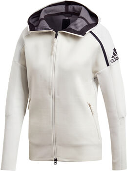 ADIDAS Z.N.E. hoodie Dames Wit