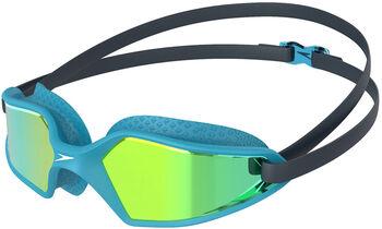 Speedo Hydropulse Mirror kids zwembril Blauw