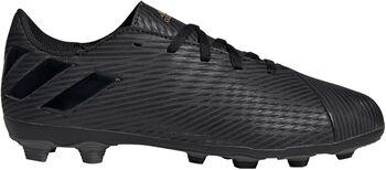adidas Nemeziz 19.4 FXG kids voetbalschoenen  Zwart