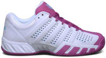 K-Swiss Bigshot Light 2.5 Omni jr tennisschoenen Meisjes Wit