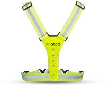 GATO LED Safer kids hesje Geel