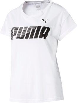 Puma Modern Sport Graphic shirt Dames Wit