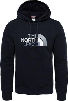 The North Face Drew Peak hoodie Heren Zwart