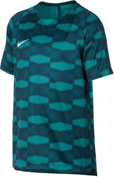 Nike Dry Squad Football jr shirt  Jongens Blauw