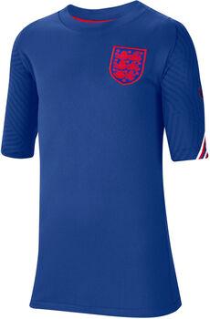 Nike Engeland Breathe kids shirt Jongens Blauw