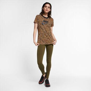 Nike Sportswear shirt Dames Grijs