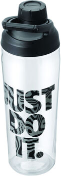 Nike Hypercharge Chug Graphic fles 700ml Wit