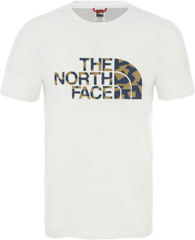 The North Face ML shirt Heren Wit
