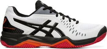 Asics GEL-Challenger 12 Clay tennisschoenen Heren Wit