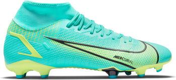 Nike Mercurial Superfly 8 Academy MG voetbalschoenen Blauw