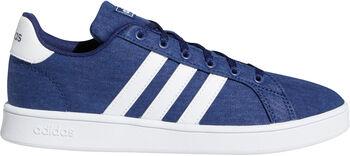 adidas Grand Court Schoenen Jongens Blauw