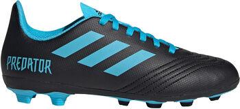 ADIDAS Predator 19.4 FxG Jr voetbalschoenen Zwart