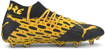 Puma FUTURE 5.1 NETFIT FG/AG voetbalschoenen Heren Geel