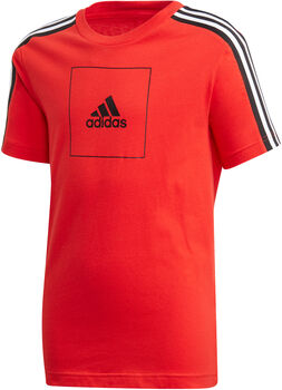 ADIDAS Athletics Club shirt Rood