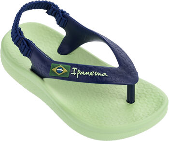 Ipanema Anatomic Soft baby slippers Meisjes Groen