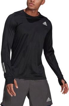 adidas Own the Run Longsleeve Heren Zwart