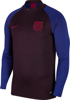 Nike FC Barcelona Trainingstop 2019-2020 Heren Rood