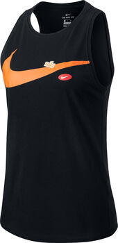 Nike Dri-FIT Dames Zwart
