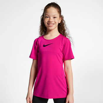 Nike Pro shirt Rood