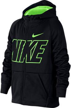 Nike Therma hoodie Zwart