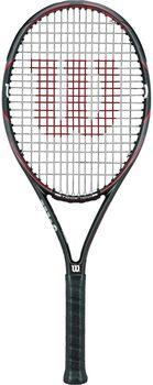 Wilson Drone Tour 100 tennisracket Zwart
