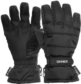 Sinner Vertana handschoenen Dames Zwart
