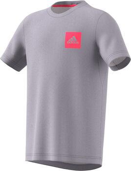 adidas Aero shirt Jongens Grijs