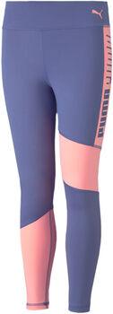 Puma Runtrain 7/8 tight Meisjes Blauw