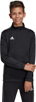 ADIDAS Core18 shirt Jongens Zwart