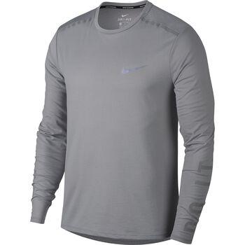 Nike Breathe Tailwind shirt Heren Zwart
