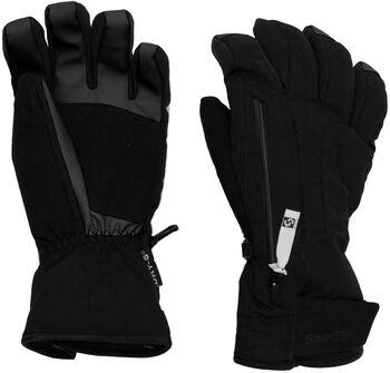 Sinner Sunlight handschoenen Heren Zwart