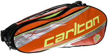 Carlton Kinesis Tour 6-racket Thermo tennistas Oranje