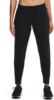 Under Armour RECOVER™ Tricot broek Dames Zwart