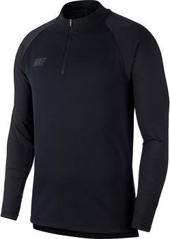 Nike Dry Squad Drill longsleeve Heren Zwart
