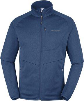 Columbia Drammen Point Zip fleece Heren Blauw